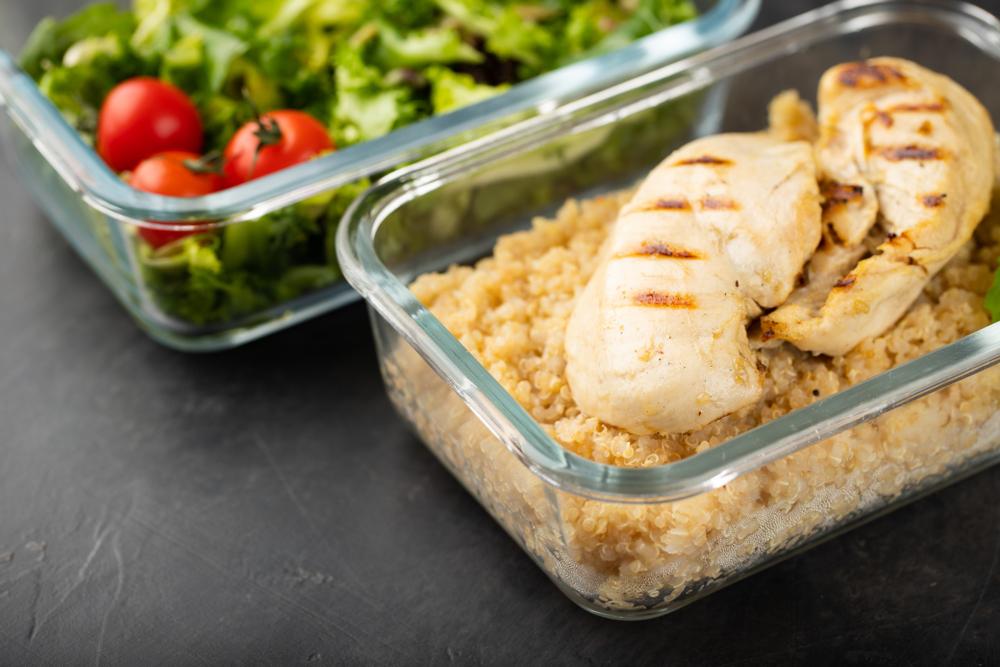 Klyckling och Quinoa catering i norrköping