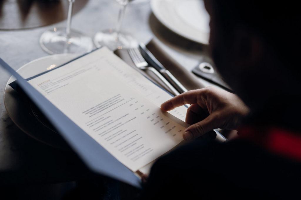Meny - catering i norrköping