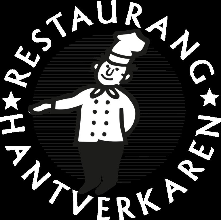 Logotyp Hantverkaren - Restaurang och catering i Norrköping